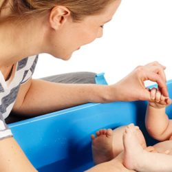 tips for bathing a baby