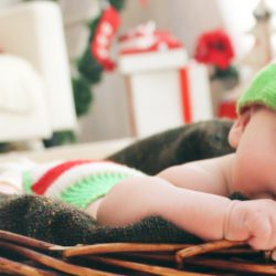 what your baby really wants for christmas