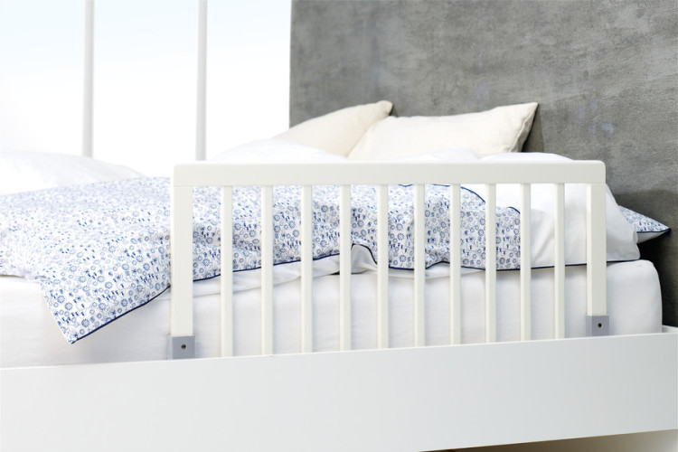Babyproofing Bed Rail