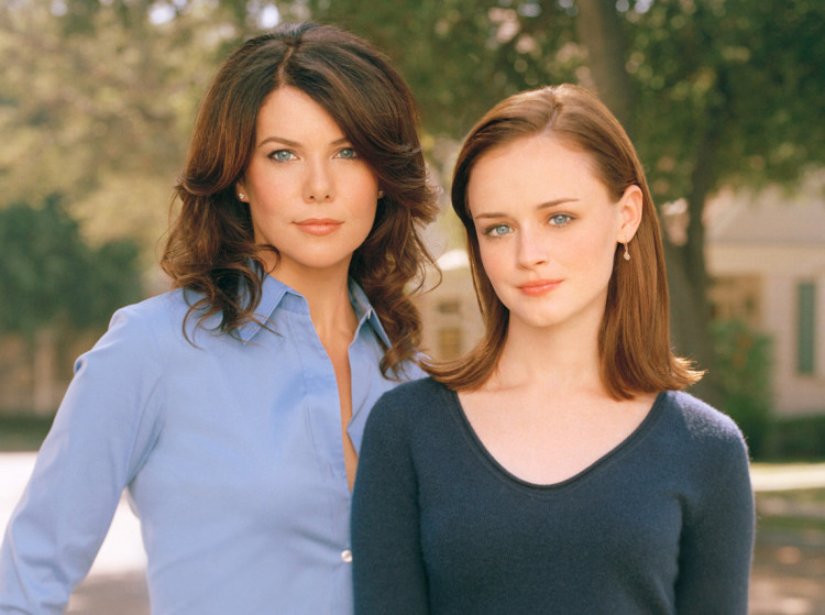 TV shows to watch while breastfeeding_Gilmore Girls