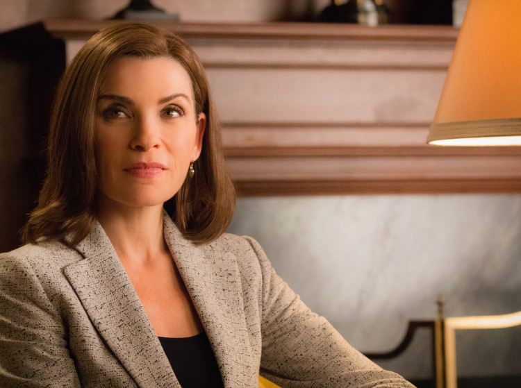 TV shows to watch while breastfeeding_The Good Wife